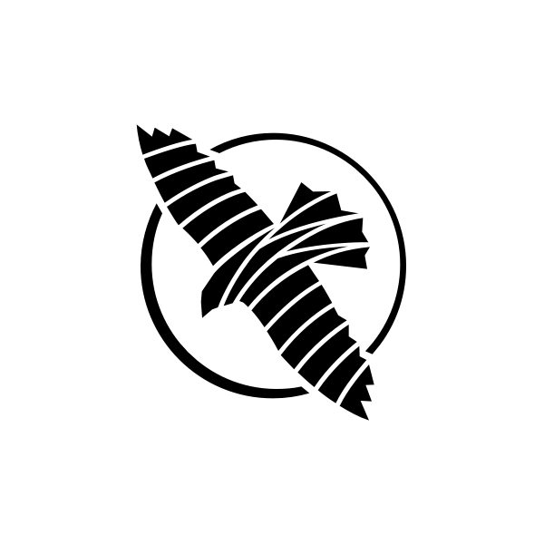 Hayabusa Geo Vale Tudo Shorts - Grey